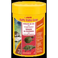 Alimento de cría para tortugas pequeñas SERA RAFFY BABY-GRAN