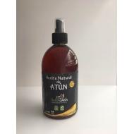 Complemento alimenticio de aceite natural de atún para perros