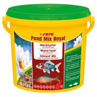 Alimento mixto para peces SERA POND MIX ROYAL