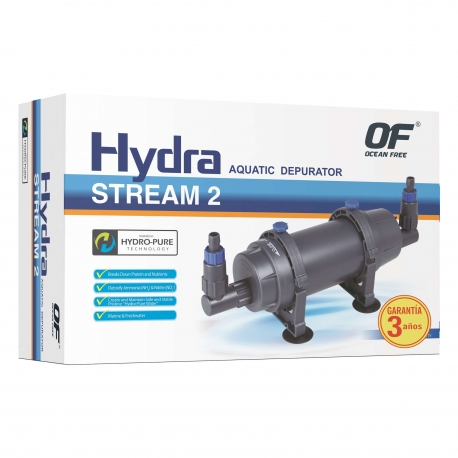 Filtro HYDRA Stream2 (2000 l)