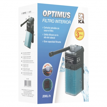 Filtro interior OPTIMIUS 200