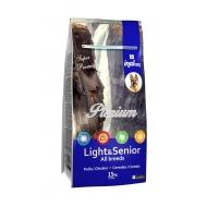 Alimento completo para perros adultos Light Senior Platinum