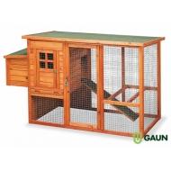 Gallinero para aves de madera modelo Lyon