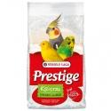 Arena de conchas para pájaros Prestige Kristal